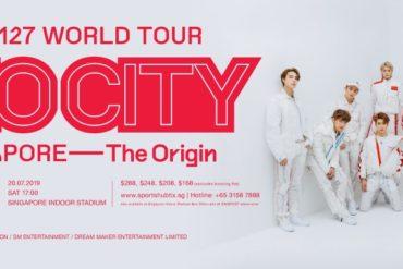 NCT 127 Singapore Concert