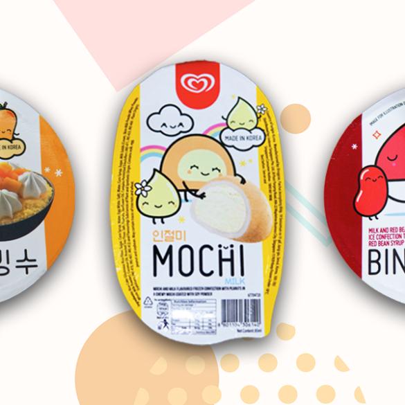 7-11 Limited Edition Bingsu