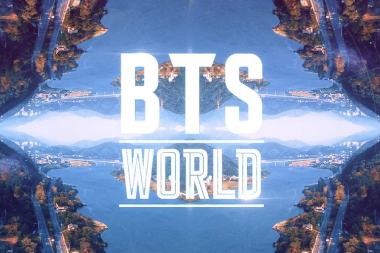 BTS World Game