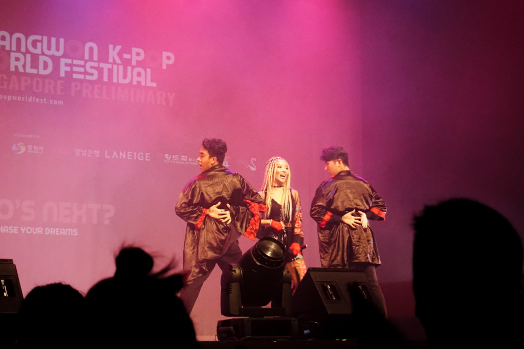 JOJOHUNG 2019 Changwon KPOP World Fest
