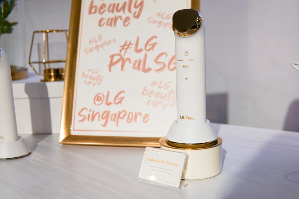 LG Galvanic Ion Booster