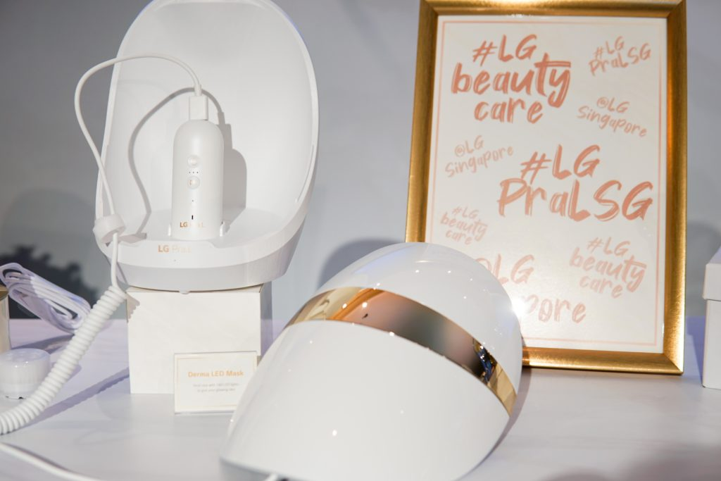 LG Derma LG Mask