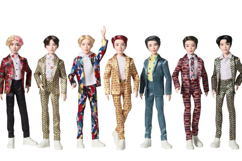 Mattel BTS Dolls