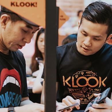 Klook Travel Festival