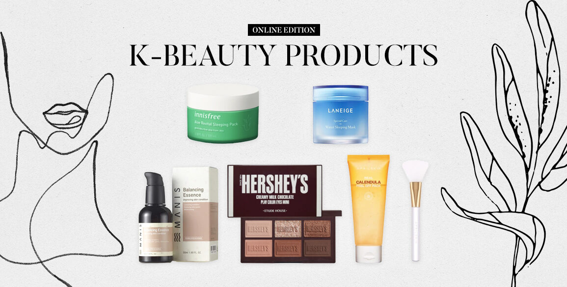 K-Beauty Products