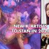 Stratosphere New Artists